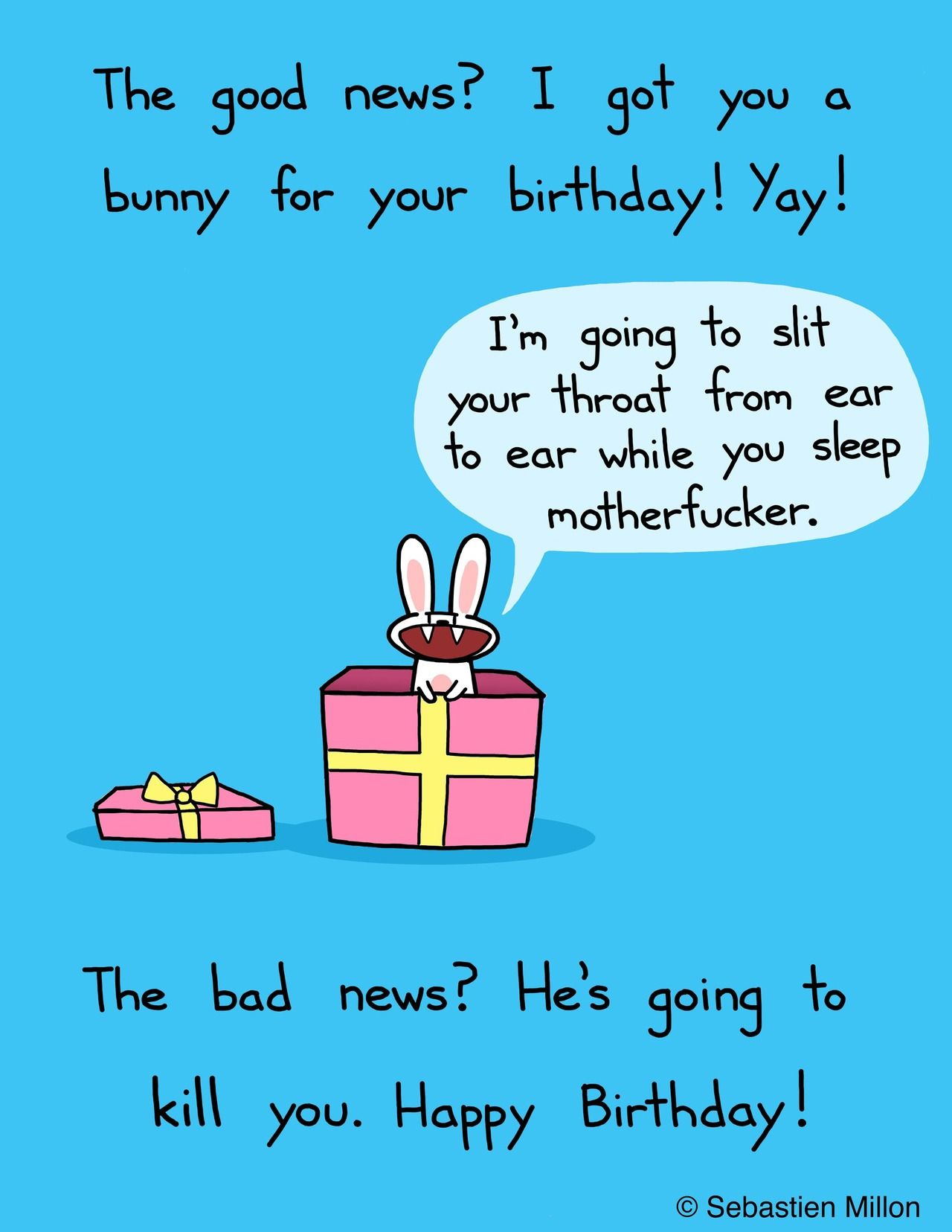 Sebastien Millon S Tumblr Photo Funny Happy Birthday Pictures