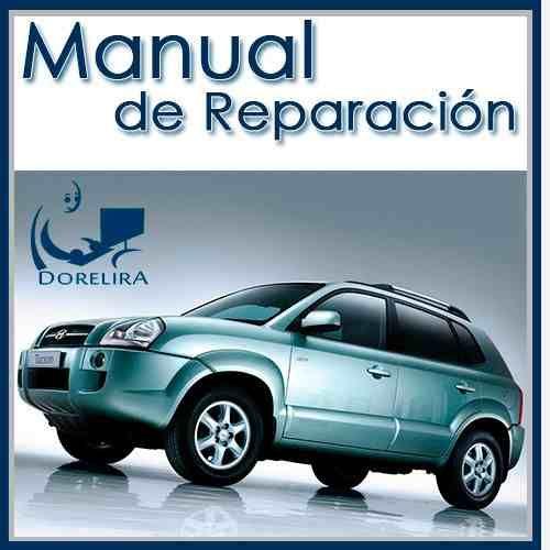 manual de taller hyundai tucson 2004-2009 inglés | Manuales de Autos