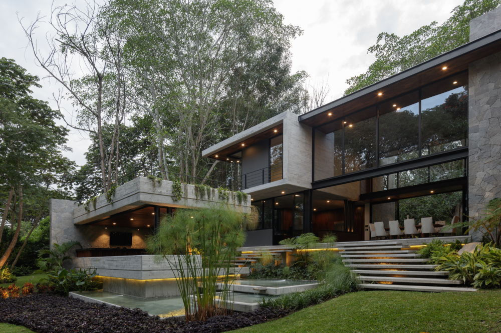 Gallery Of Entreparotas House Di Frenna Arquitectos 20 In 2020 Architecture Modern Architecture House House Exterior