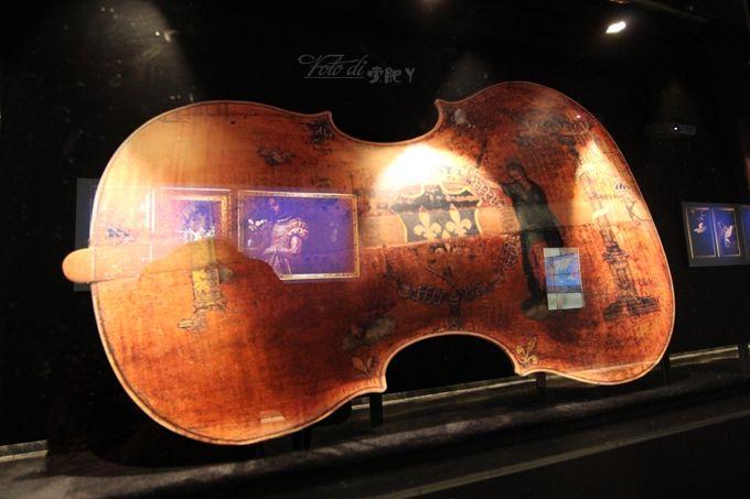 【意大利】探寻价值数百万欧元的小提琴的秘密 @sofiafei