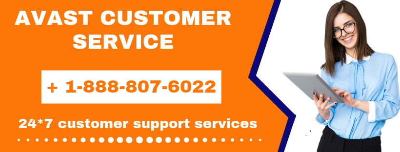 Avast Customer Service Number +18888076022 Antivirus