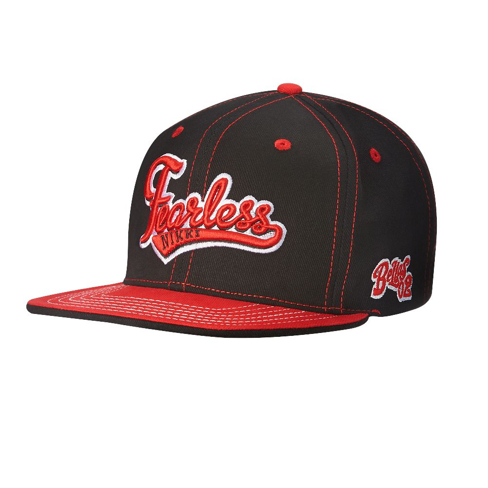 super popular de21f e2b4a  p Be Fearless in this Official Nikki Bella Snapback Hat!  p  p
