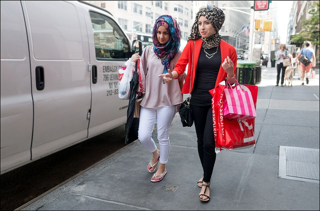 The Urban Vogue: Happening Hijabs