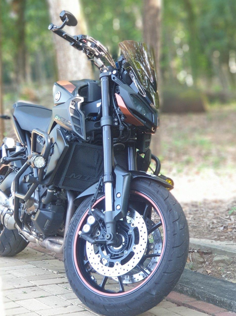 Pin on Yamaha MT-09 / FZ-09 / Naked Bikes