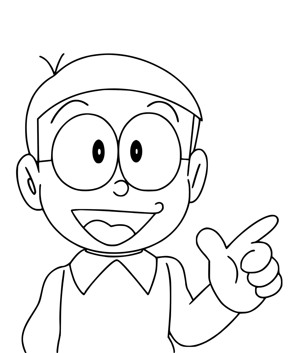 Doraemon Coloring Pages Best Coloring Pages For Kids Disney Drawings Sketches Cute Cartoon Drawings Easy Cartoon Drawings