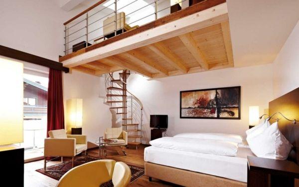 hochbett wohnzimmer | indoor inspiration | pinterest | fur, Hause ideen