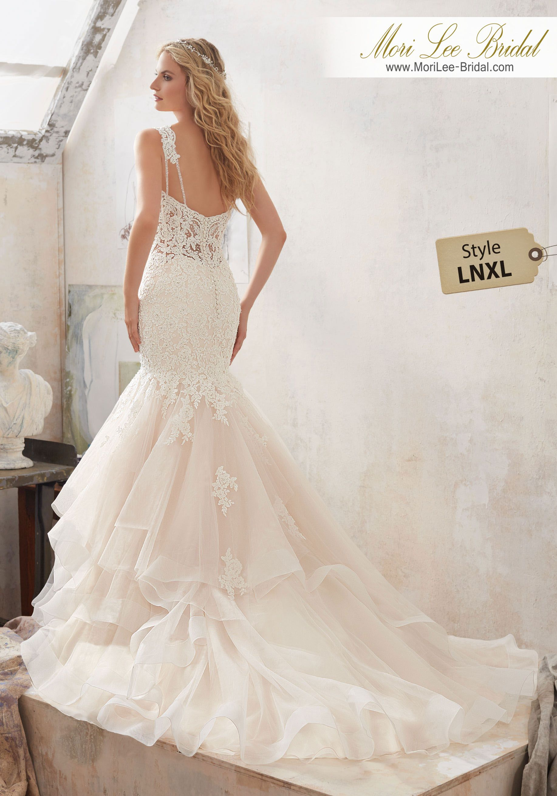 Style lnxl marciela wedding dress diamantŽ beaded alen çon lace