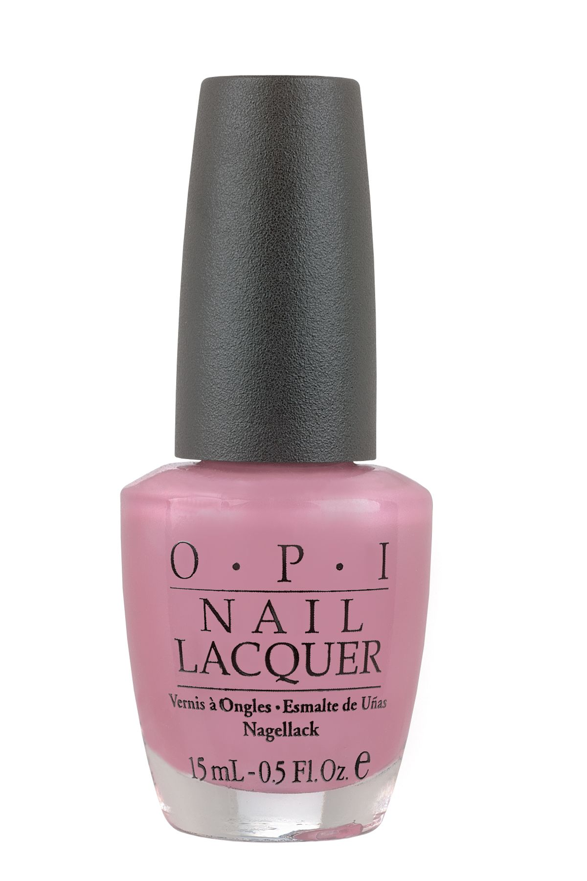 OPI nail lacquer matched to Tria limited edition Peony