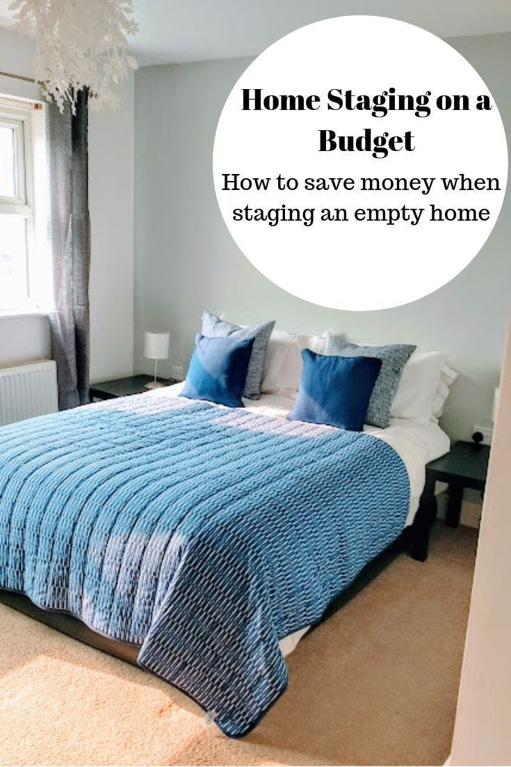 Home staging on a budget Follow my top tips for staging