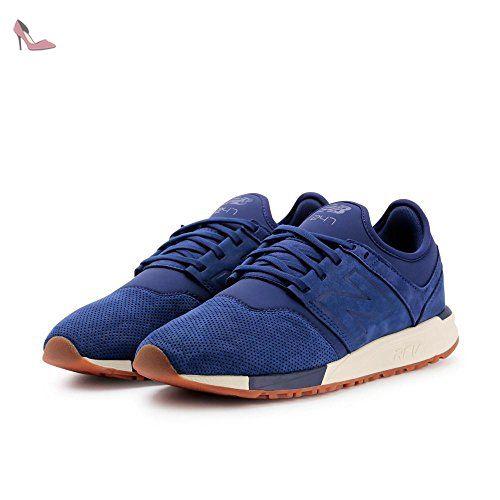 new balance 247 bleu homme