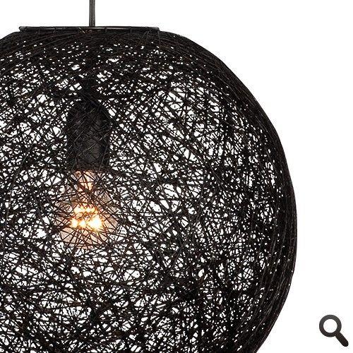 Hanglamp bol zwart rond slaapkamer   Straluma   Onze slaapkamer ...