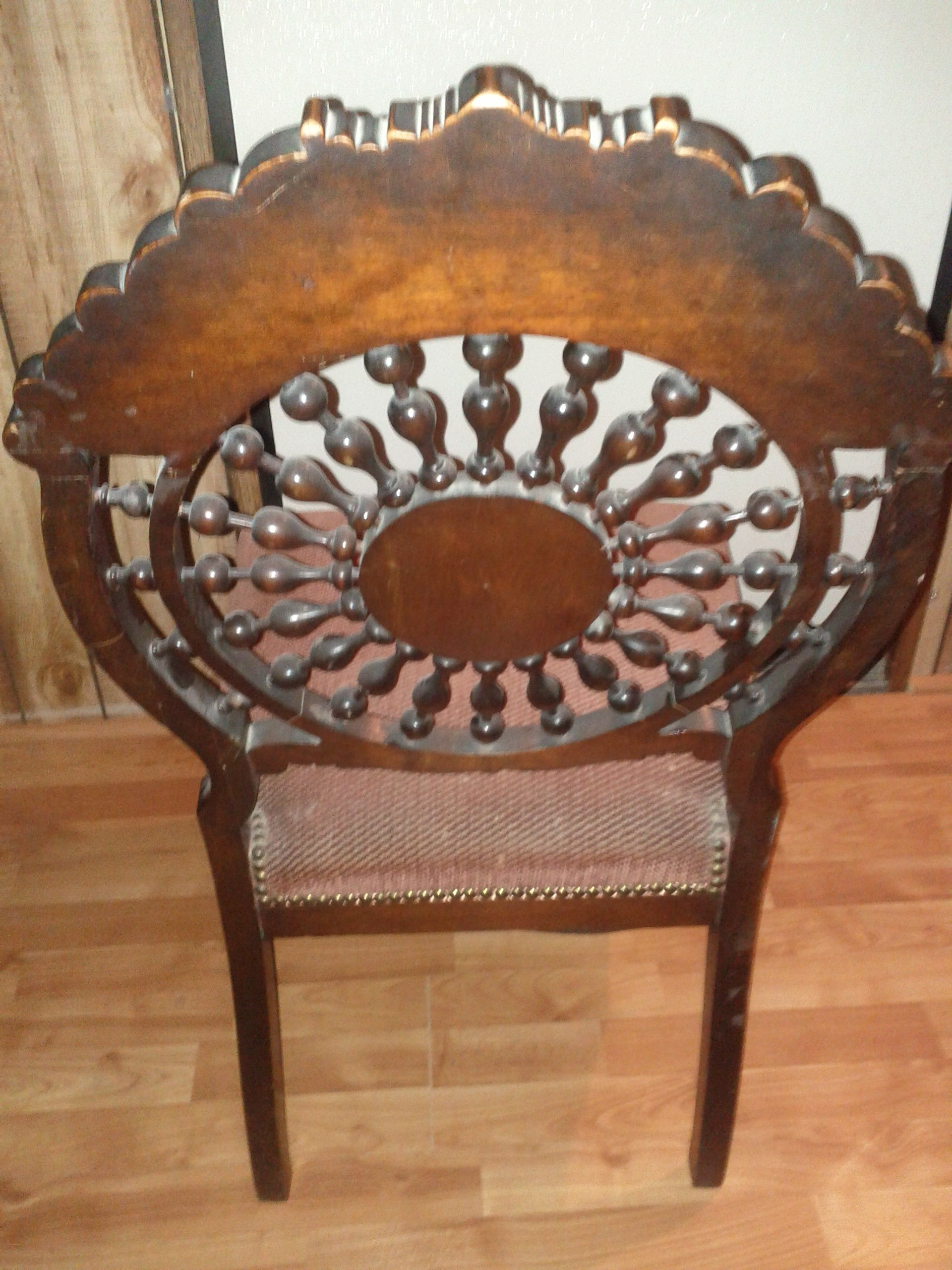 Antique Dining Chairs Ebay Side Chair Need Help To Identify Style