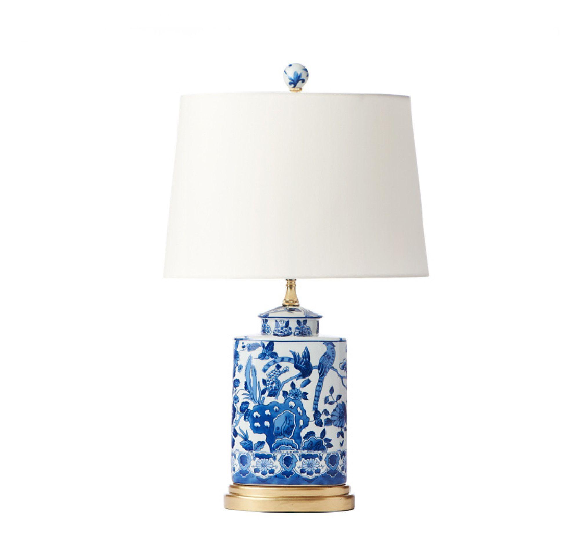 Petite Oiseau Lamp