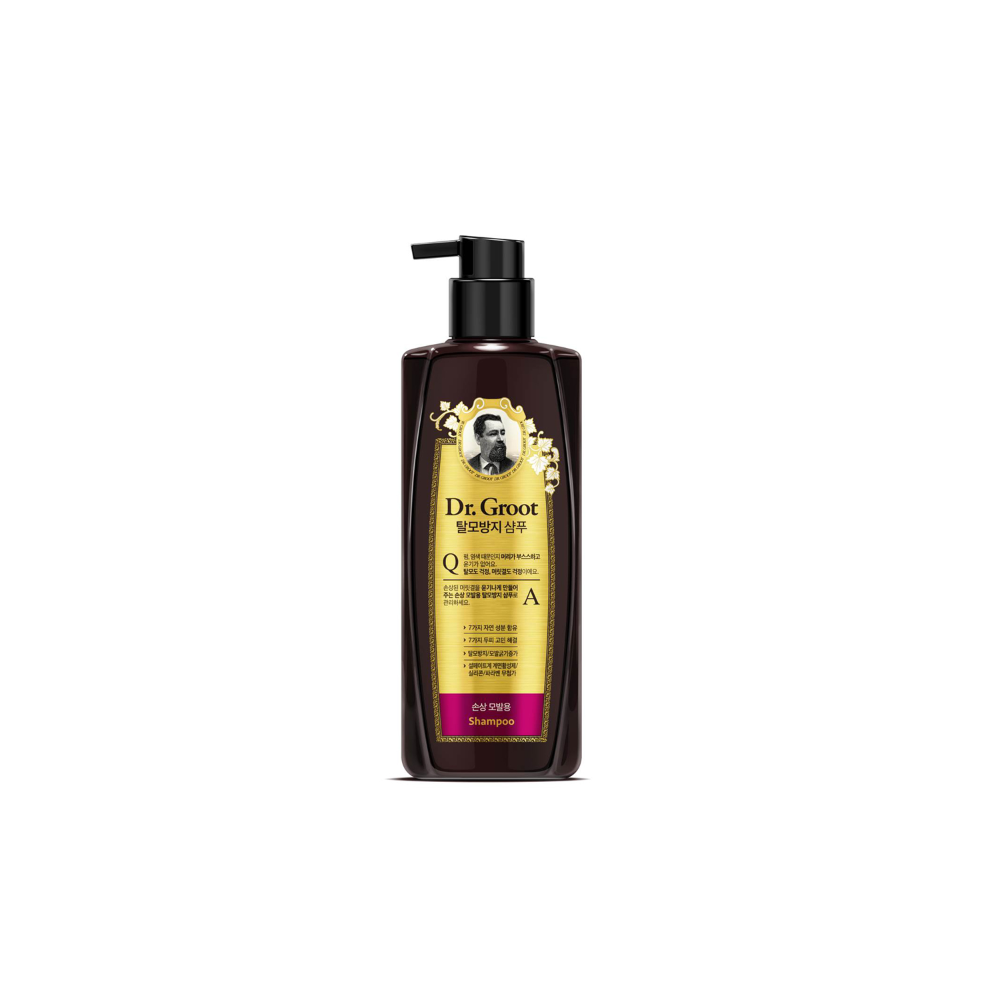 YUNGO Dr.Groot AntiHair Loss Shampoo for Damaged Hair