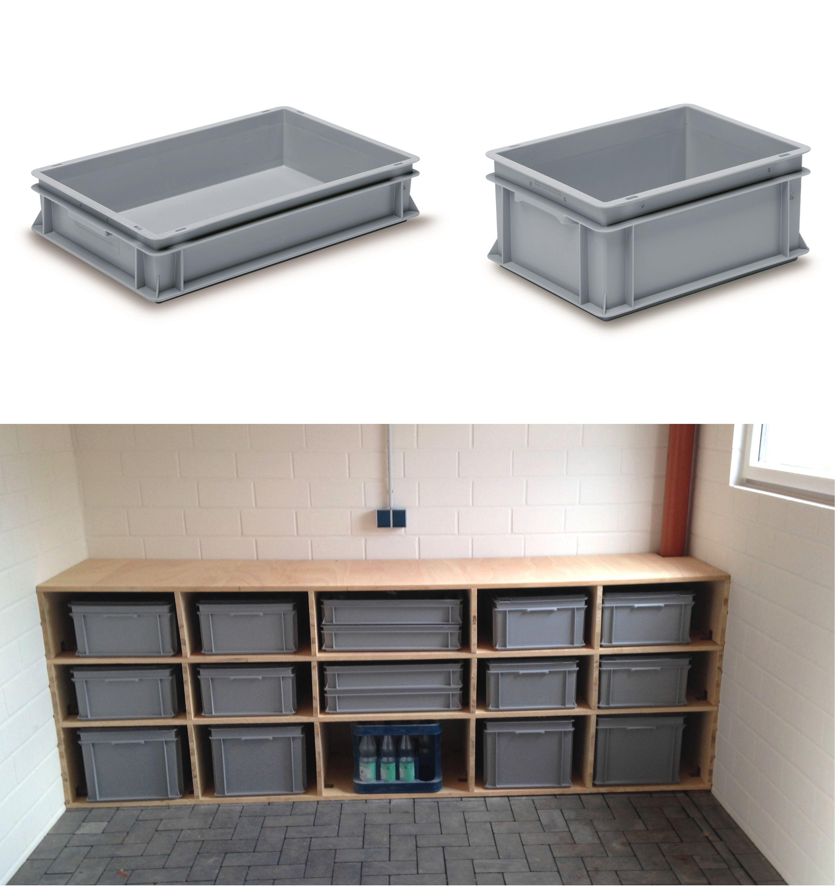 ordnung schaffen rako beh lter aus kunststoff in verschiedenen gr en im individuellen. Black Bedroom Furniture Sets. Home Design Ideas