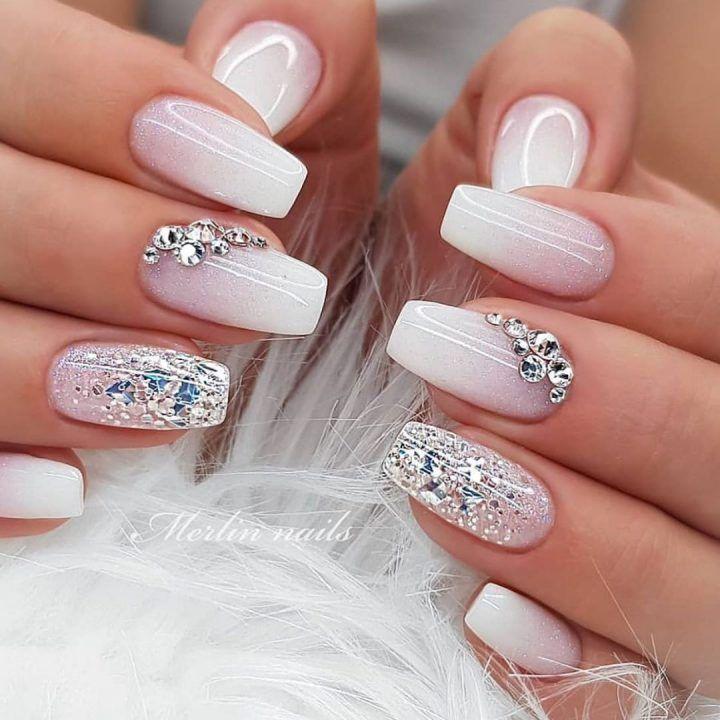 Bridal Nail Styles We Love! - Sonal J. Shah Event
