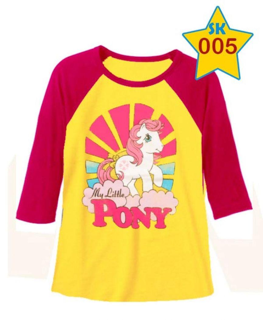 Baju Kuda Poni Anak