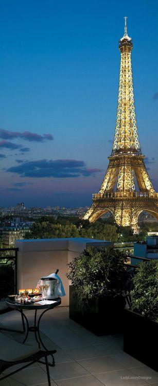 Shangri la hotel Paris LadyLuxury7 Parigi, Parigi