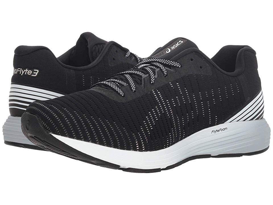 c524db6496ce ASICS Dynaflyte 3 (Black White) Men s Running Shoes. The ASICS Dynaflyte 3