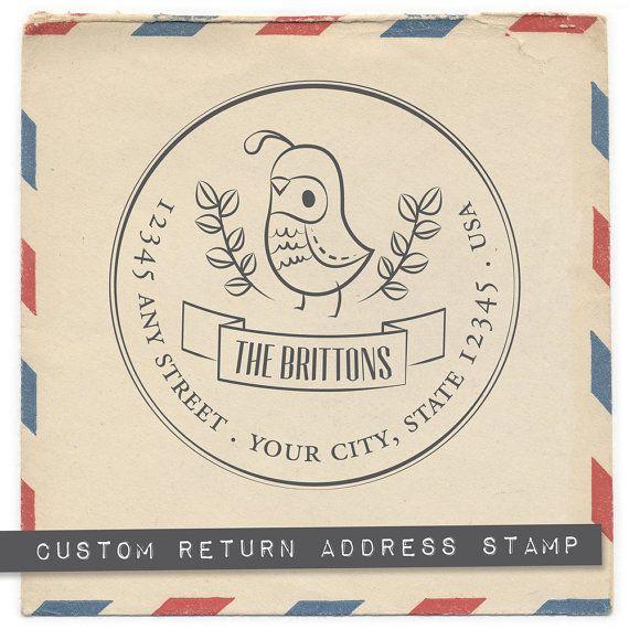 how to write a return address