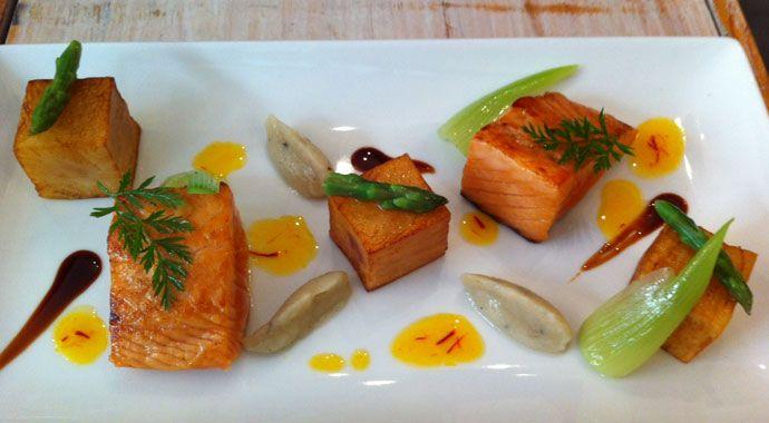 Fancy norwegian salmon recipe eat drink pinterest salmon fancy norwegian salmon recipe ccuart Images