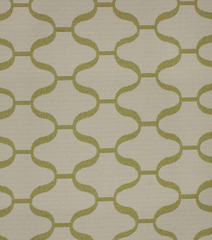 "Richloom Studio Upholstery Fabric 54"" - Cassette/Peridot"