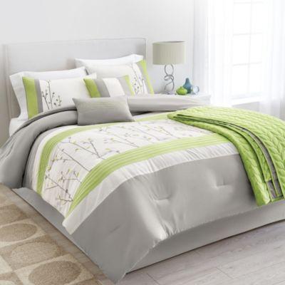 wholeHome®/MD \'Leila\' 7-Piece Comforter Set - Sears | Sears Canada ...