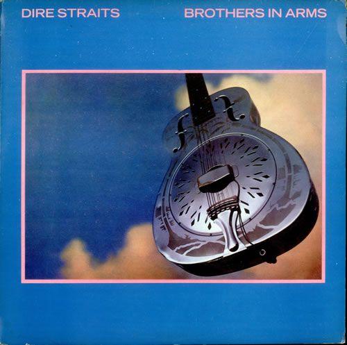 Dire Straits Brothers In Arms Yugoslavian Vinyl Lp Album Lp