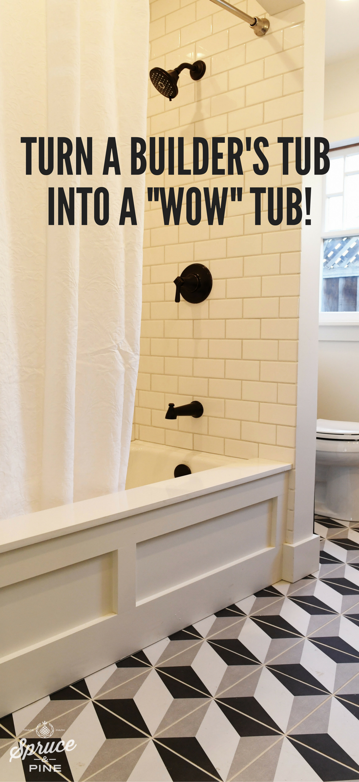 Our inexpensive tub trick | Bath tubs, Lancing F.C. and Tubs
