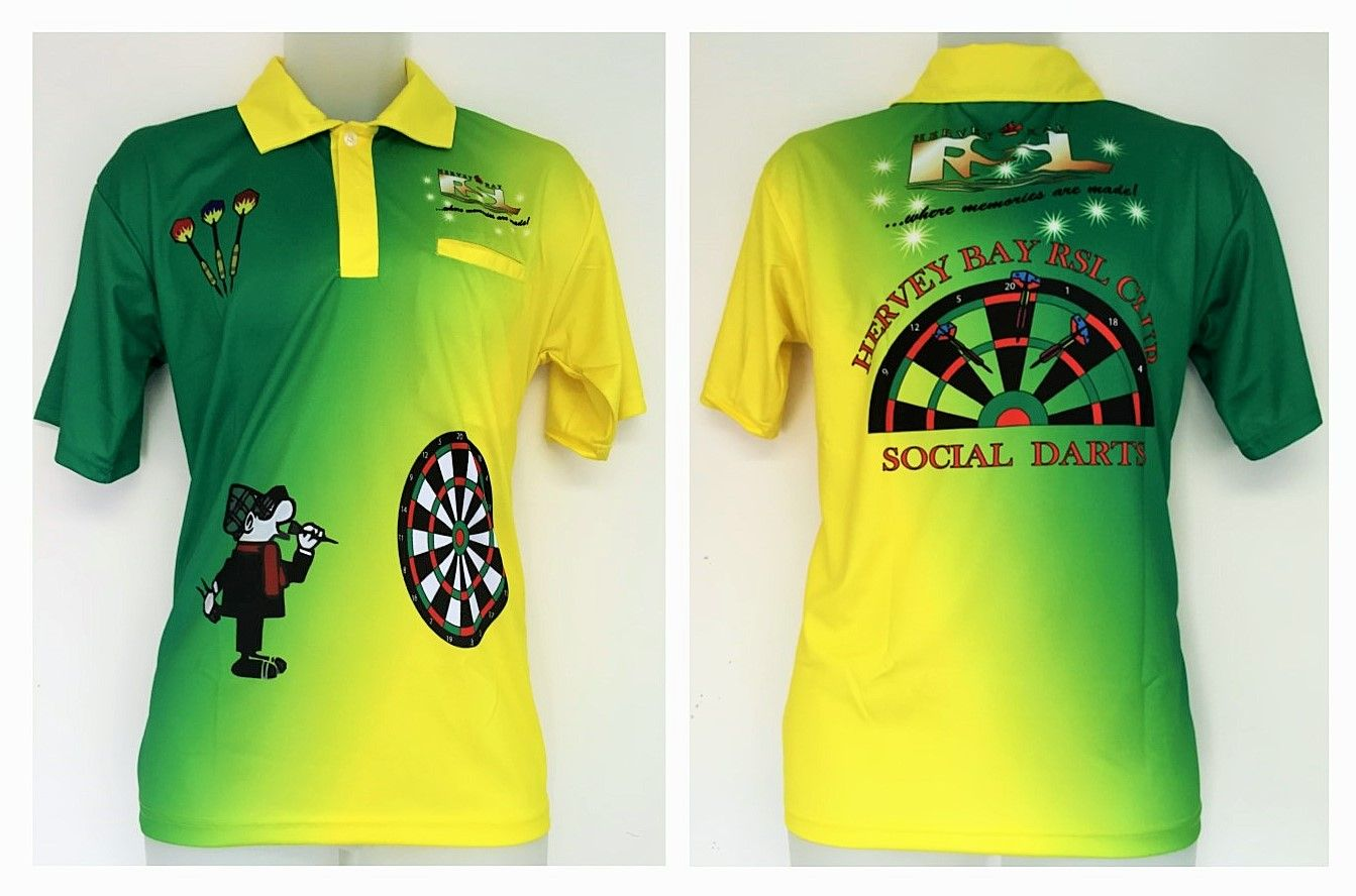 Check out this bright and effective polo shirt created for for Custom tailored polo shirts