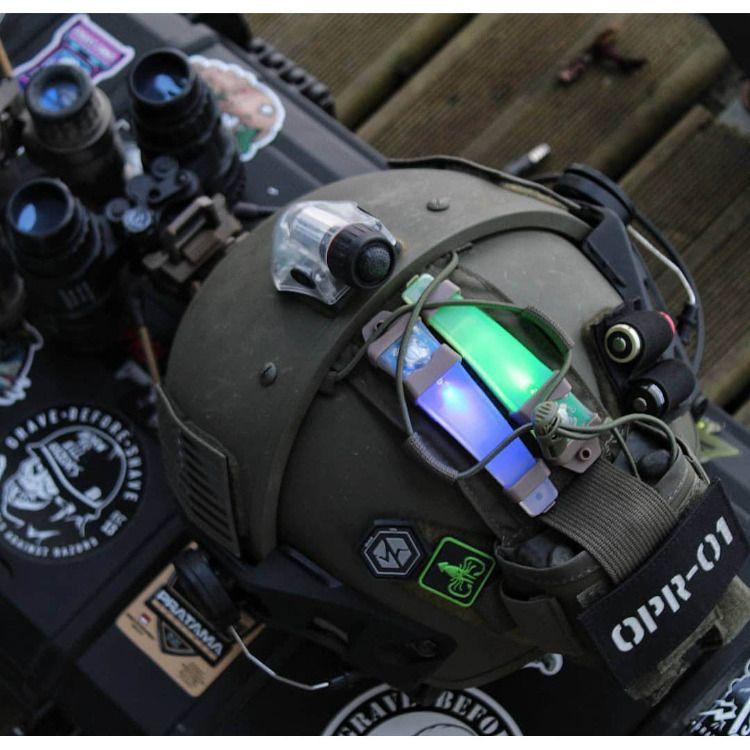 Tmc Airframe Helmet Setup Tactical Helmet Tactical Gear Loadout Tactical Gear