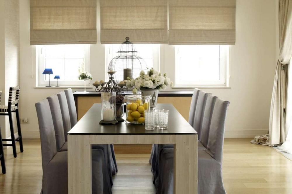 Abbinare tavolo e sedie nel 2020 | Tende soggiorno, Tavolo ...