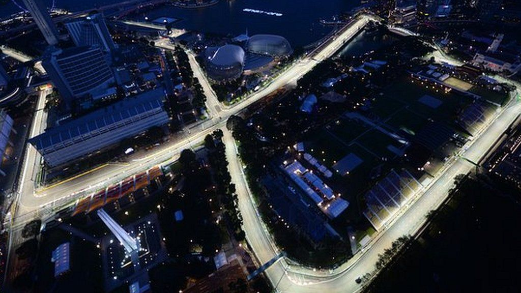 Singapore Grand Prix Circuit to host race until at least
