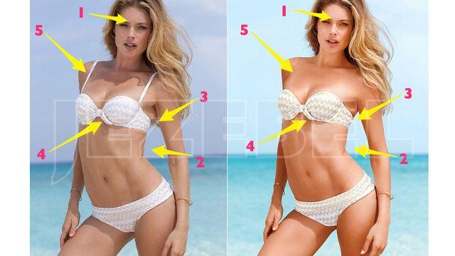 Victoria Secret Models Leaked