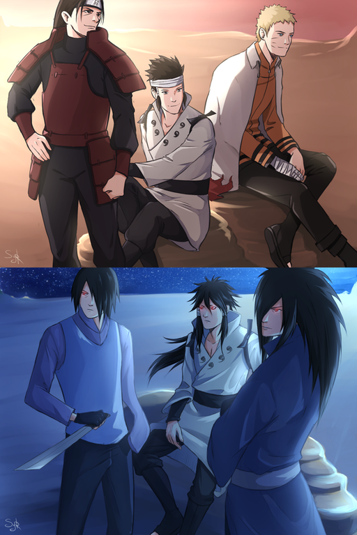 The Two Brothers And Their Reincarnations