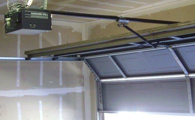 How To Fix The Problem On Your Liftmaster Garage Door Opener Repair Liftmaster Garage Door Garage Door Opener Installation