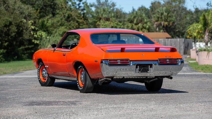 1969 Pontiac Gto Judge F129 Kissimmee 2020 Pontiac Gto Pontiac Gto