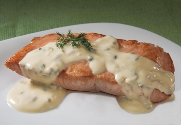 Salmão para o Ano Novo <3  #anonovo #salmão #réveillon #receita