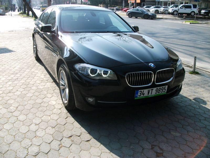 BMW 520d / Intercity2 Araba, 10 eylül, 15 ekim