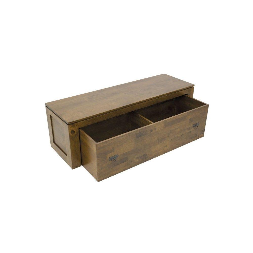 15 Sympathique Banc D Entree En Bois Banc Coffre Banc Coffre De Rangement Coffre En Bois Ikea