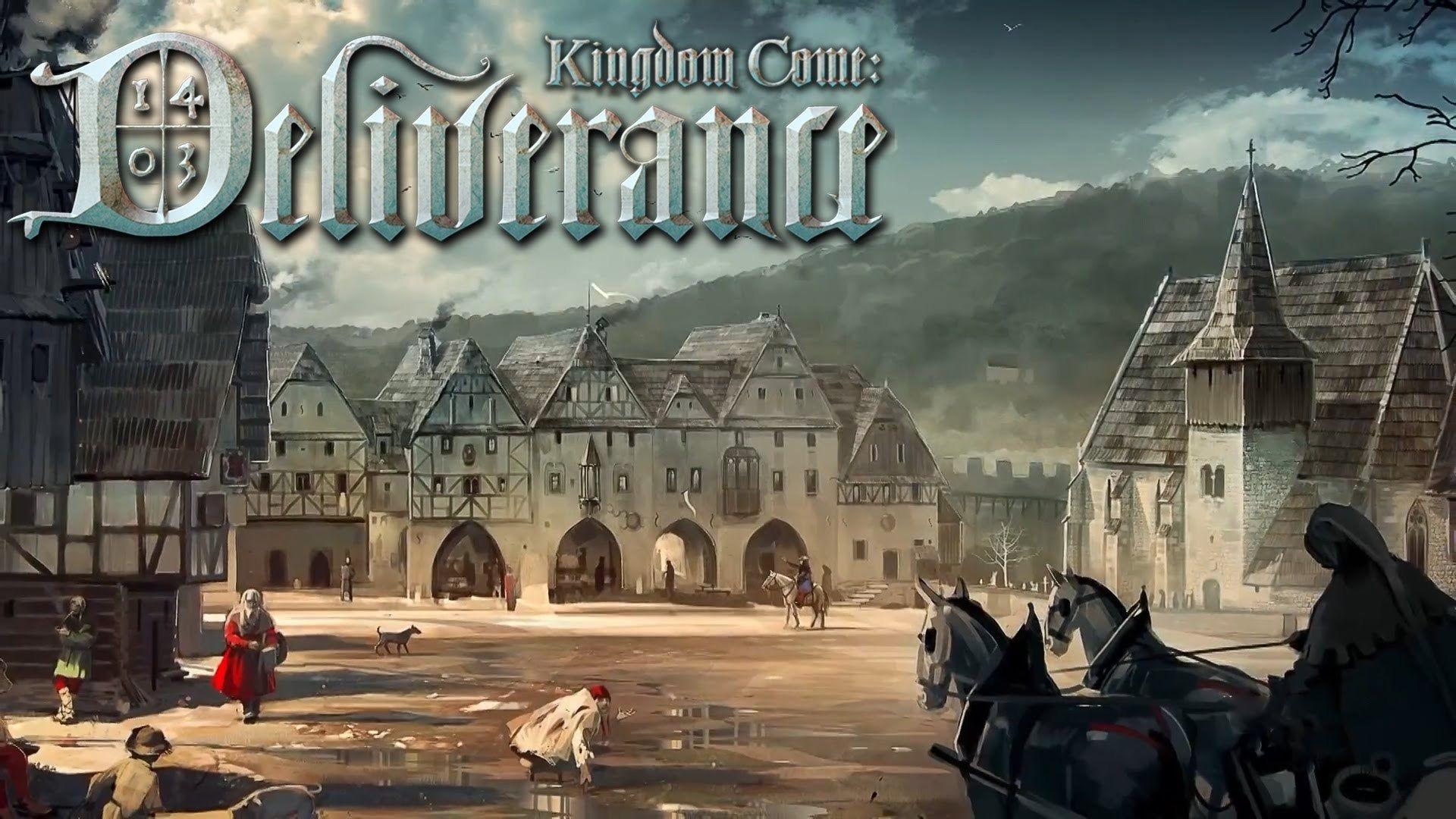 hd kingdom come deliverance wallpaper | Kingdom come ...
