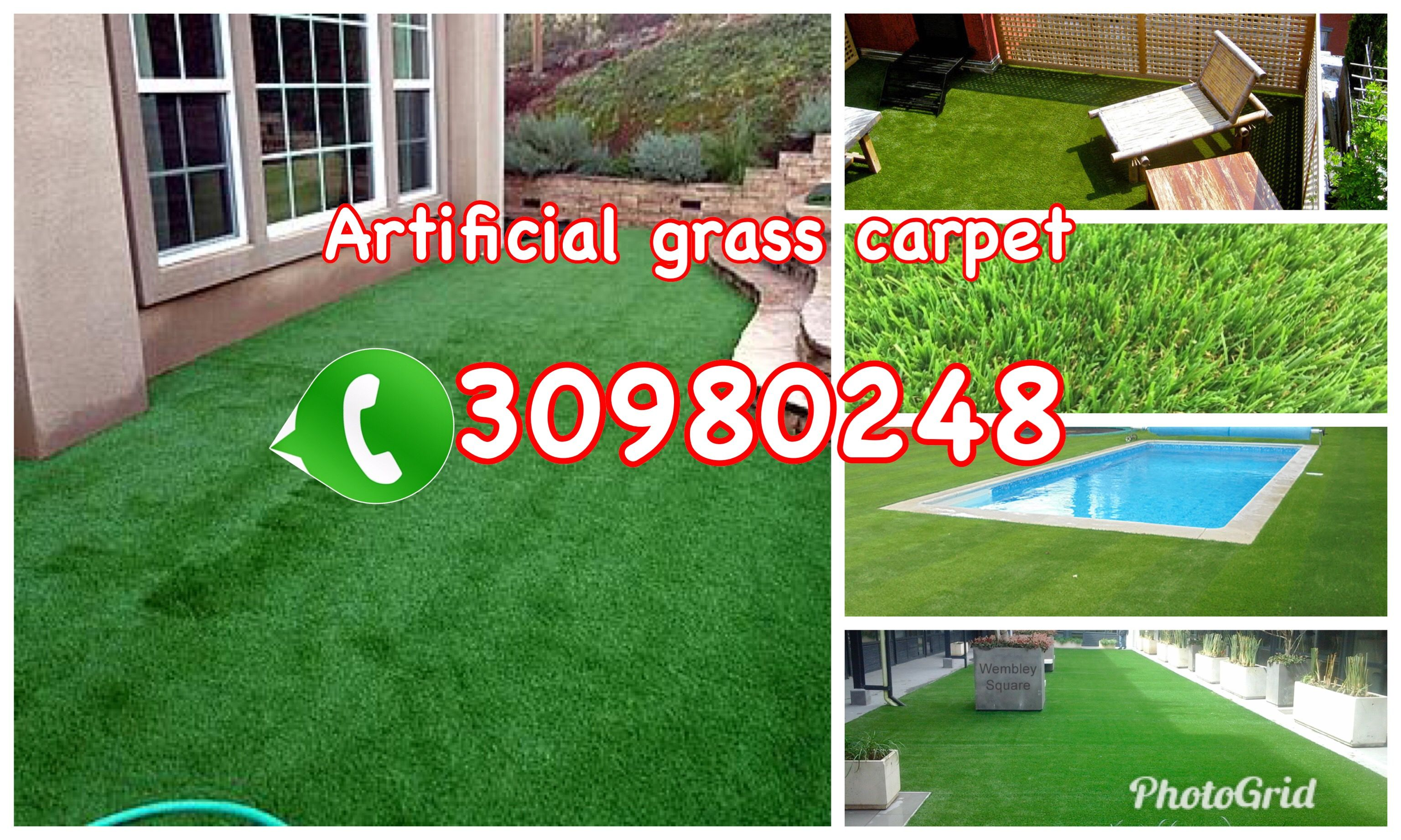 We Have A Lot Of Good Qualities Artificial Grass Carpet Collection In Different Thickness Call 30980248 Grass Carpet Artificial Grass