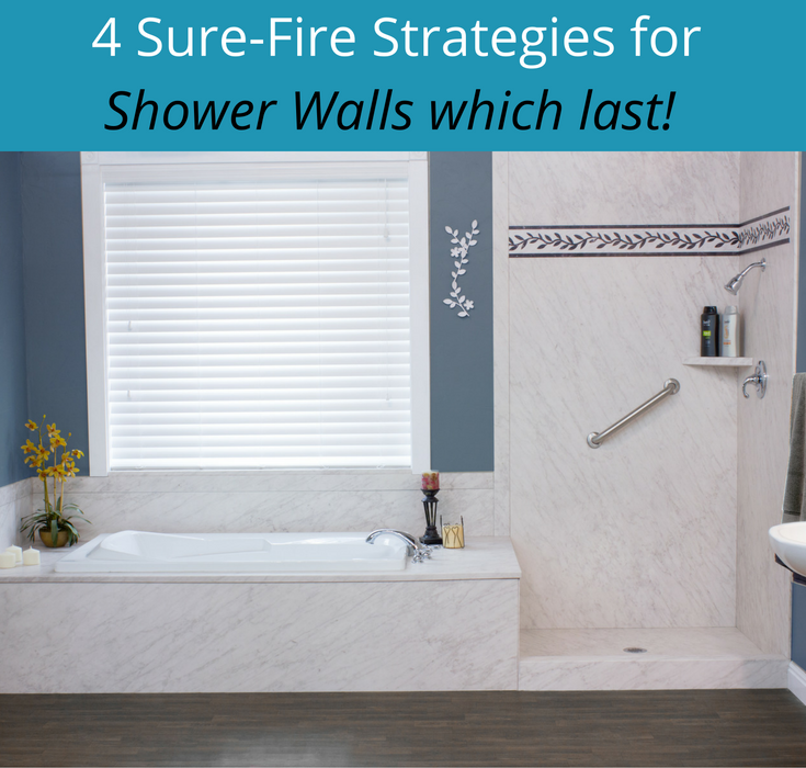 Outstanding 4 Sure Fire Strategies For Shower Walls Which Last Download Free Architecture Designs Lukepmadebymaigaardcom