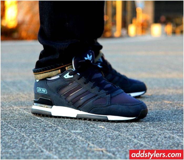 adidas Originals ZX 750 – Silver – Black – Sunshine   Adidas