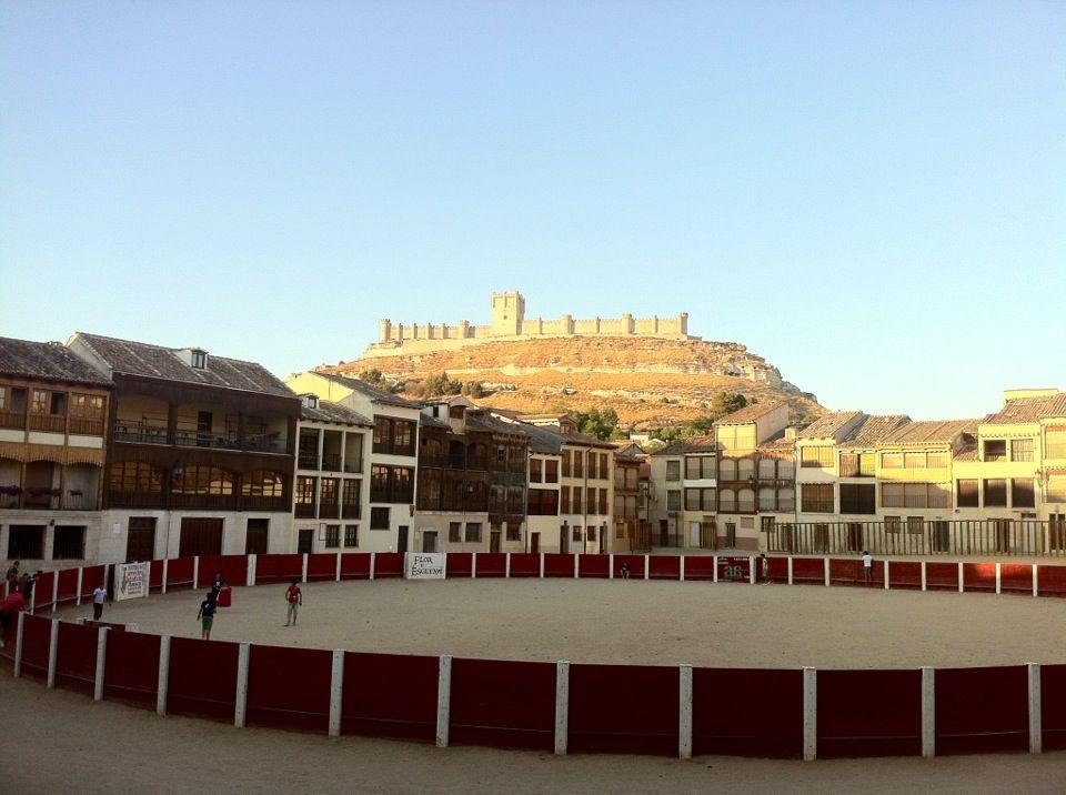 Peñafiel en Valladolid, Castilla y León