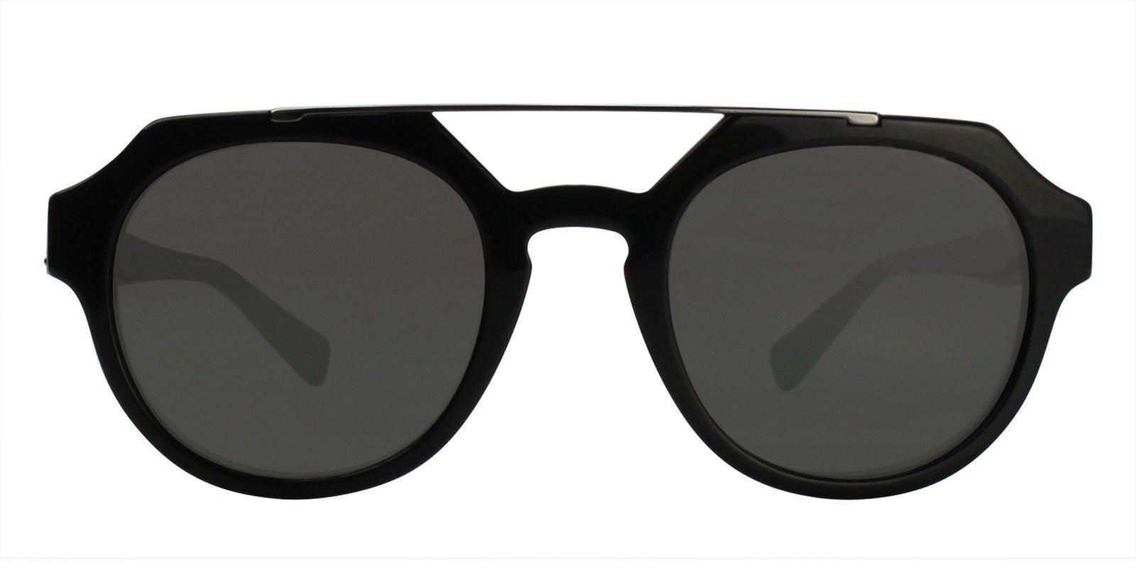 adc05a0a84d6 Dolce Gabbana - DG4313 Black - Gray Sunglasses