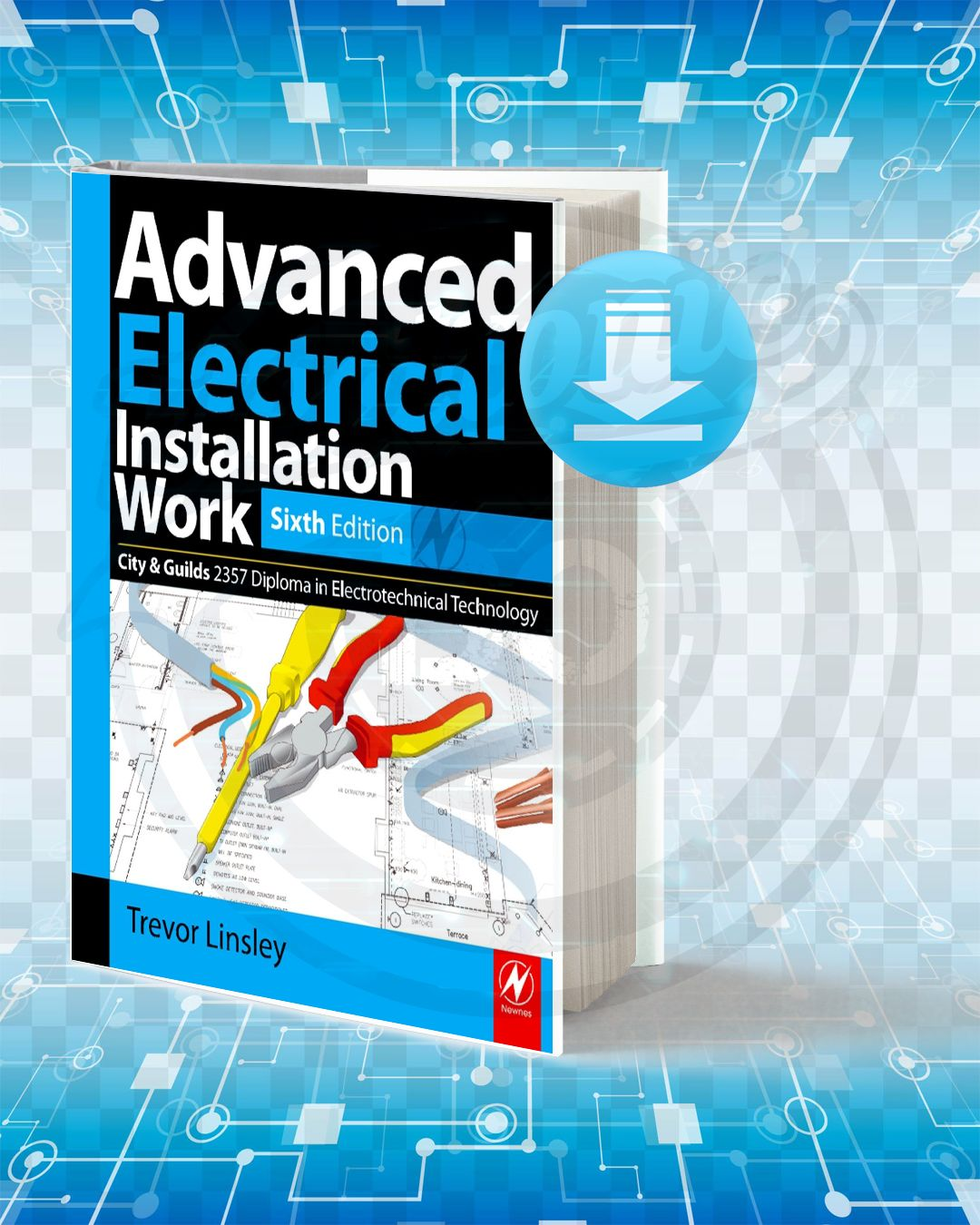Download Advanced Electrical Installation Work Electrical Engineering Books Electrical Installation Electrical Engineering Projects