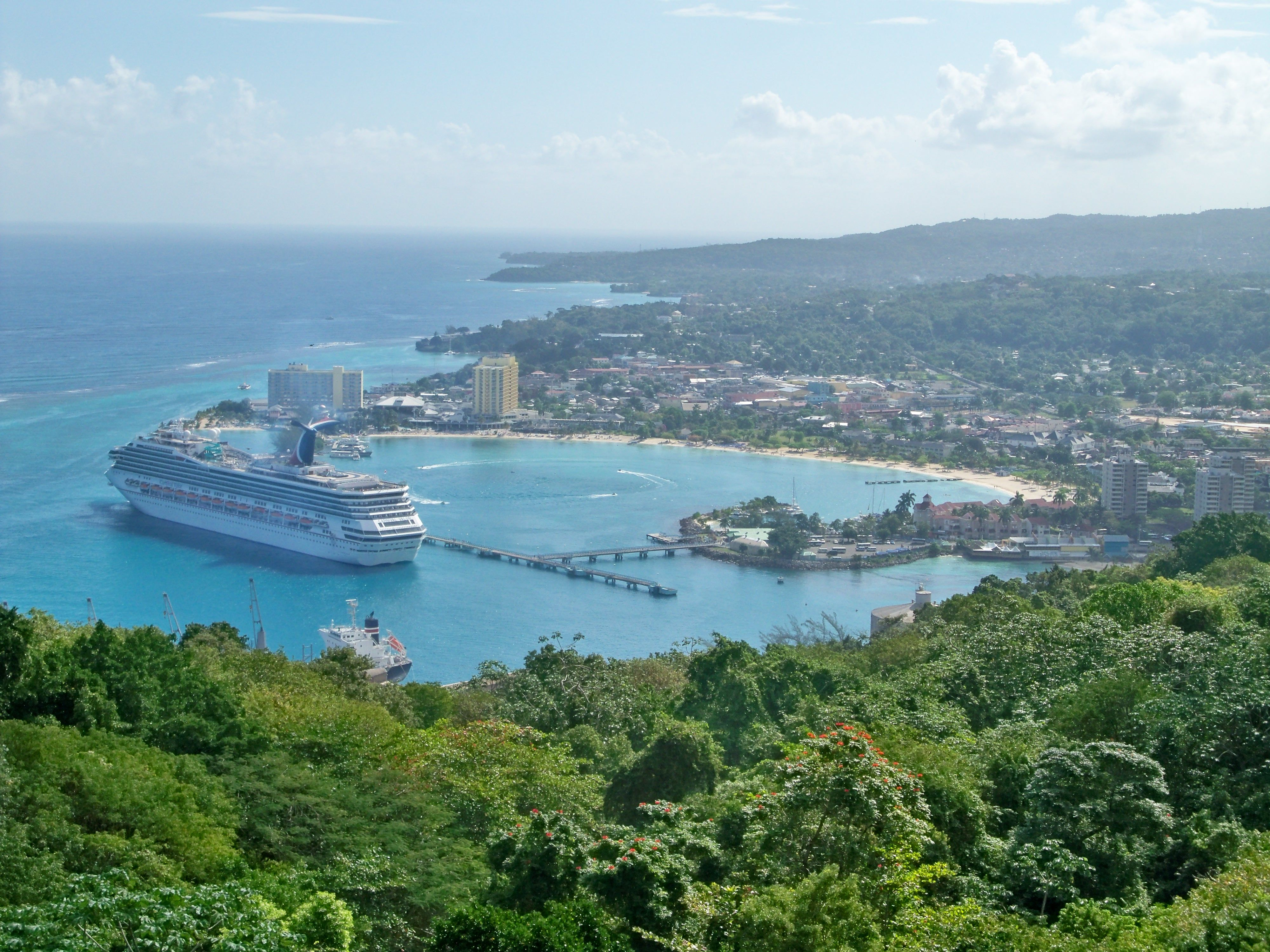 how to go from ocho rios to negril