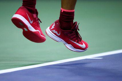 Sheesh His Shoes Are Always Legit Justhewy Tennis Shoes Nike Tennis Rafael Nadal Fans