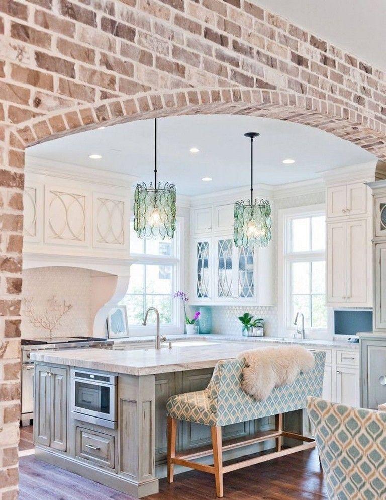 40+ Beauty Apartment Kitchen Decorating Ideas